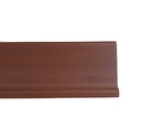 [PRZO-09] Zocalo PVC/Vinyl rígido - Chocolate (Dark Oak) - 70*2000 mm - BTPR06W 70